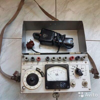 Вольтампер-фазометр ваф-85М