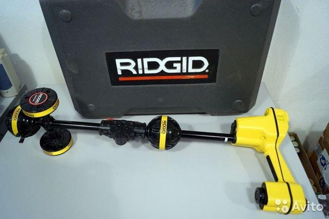 Трассоискатель Ridgid SR-20 с генератором тг-24 Трассоискатель Ridgid SR-20 с генератором тг-24, Самара, 200000 ₽