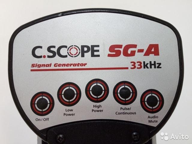 Трассоискатель CAT C.Scope CXL3 с генератором SG-A Трассоискатель CAT C.Scope CXL3 с генератором SG-A, Новосибирск, 59999 ₽