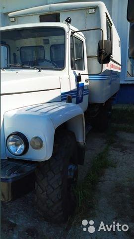 Лаборатория передвижная на базе газ-3308 Лаборатория передвижная на базе газ-3308, Брянск, 402000 ₽