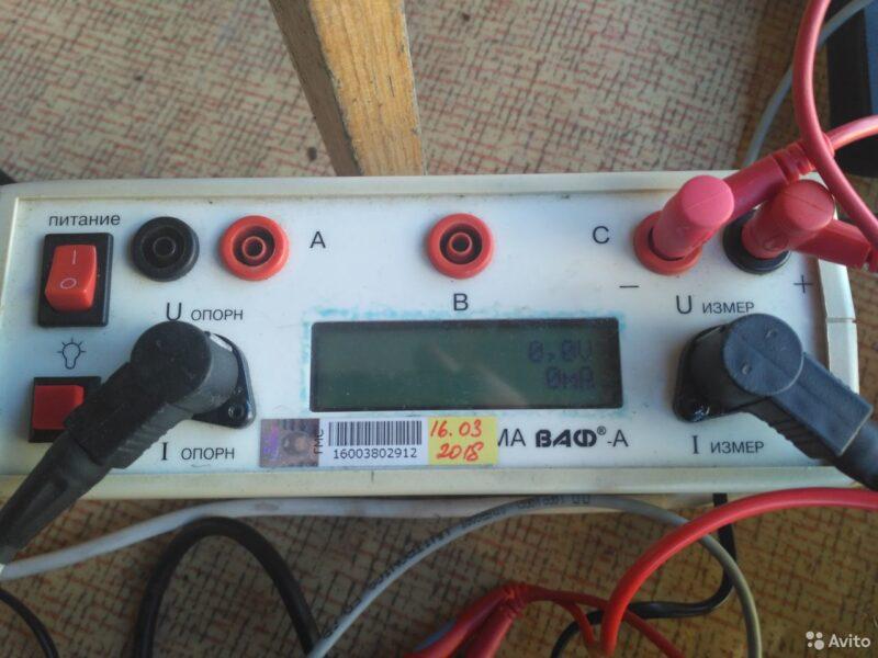 Аренда приборов для электролаборатории Аренда приборов для электролаборатории, Челябинск,  ₽