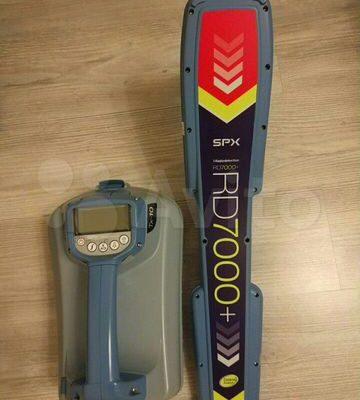 Трассоискатель Radiodetection RD7000+
