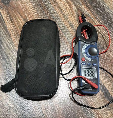 Токоизмерительные щипцы клещи клеммер DT-3341 Токоизмерительные щипцы клещи клеммер DT-3341, Всеволожск, 3000 ₽