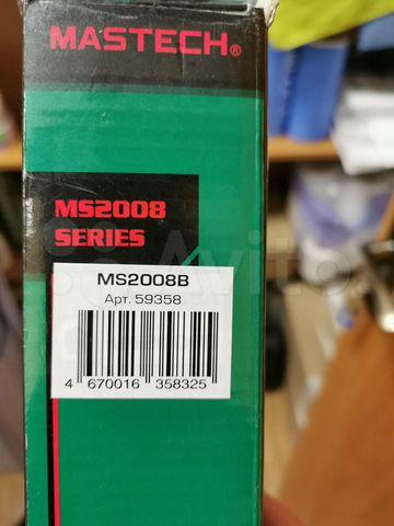 Клещи токоизмерительные Mastech MS2008B Клещи токоизмерительные Mastech MS2008B, Пущино, 3000 ₽