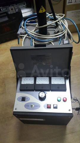 Аппарат испытания диэлектриков аид-70В Аппарат испытания диэлектриков аид-70В, Рязань, 145000 ₽