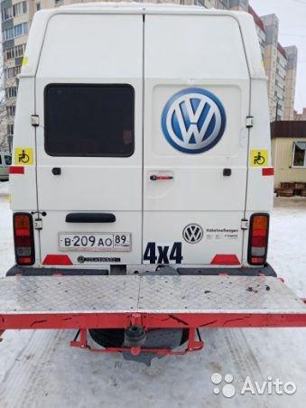 Volkswagen LT 40 4×4 полный привод Volkswagen LT 40 4×4 полный привод, Санкт-Петербург, 1500000 ₽