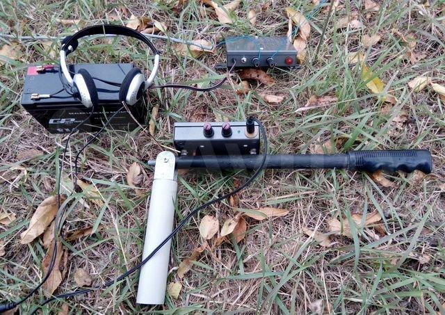 Трассоискатель ипк-5М прибор для поиска кабеля Трассоискатель ипк-5М прибор для поиска кабеля, Крымск, 5000 ₽