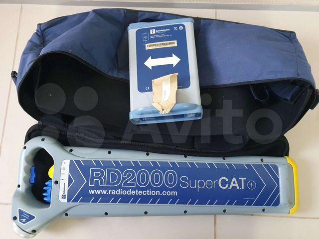 Трассоискатель RD2000+ Трассоискатель RD2000+, Краснодар, 95000 ₽