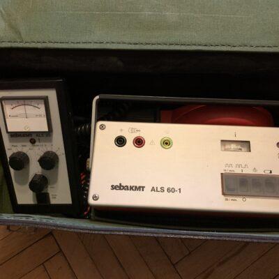 Прибор для сортировки кабеля и индетификации фазы