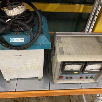 Аид-70М аппарат испытания диэлектриков
