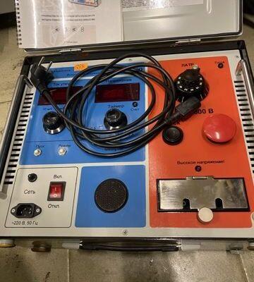 Ретом-2500 для проверки прочности изоляции