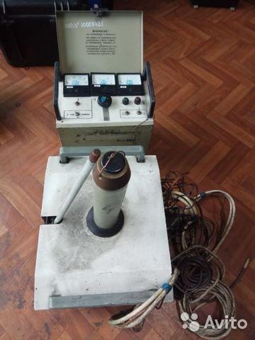 Аппарат испытания диэлектриков аид-70 Аппарат испытания диэлектриков аид-70, Красноярск,  ₽
