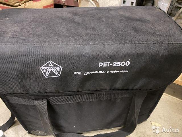 Ретом-2500 для проверки прочности изоляции Ретом-2500 для проверки прочности изоляции, Москва, 55000 ₽