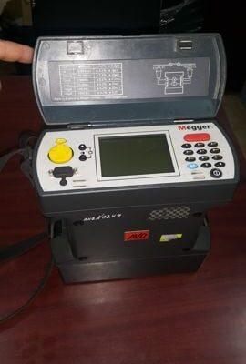 Микроомметр Megger dlro10X, BM11D, MIT230