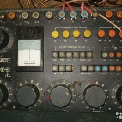 Приборы для электролаборатории