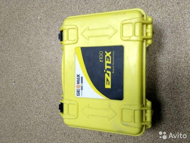 Трассоискатель Geomax Ezicat i650 c с генератором Трассоискатель Geomax Ezicat i650 c с генератором, Екатеринбург, 96600 ₽
