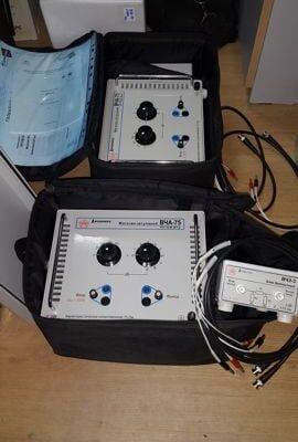 Приборы электролаборатории сатурнм, вча75, гсс10