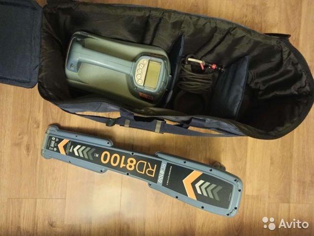 Трассоискатели RD8100PDL RD8000PXL eCAT4+ Трассоискатели RD8100PDL RD8000PXL eCAT4+, Москва, 100000 ₽