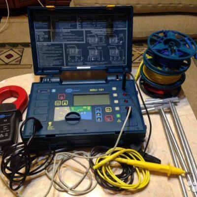 Приборы для энергоаудита и электролаборатории