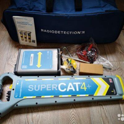 Трассоискатель CAT4+ с генератором TX1